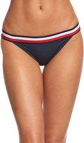 Tommy Hilfiger Signature Stripe Elastic Bikini Bottom 8154039