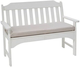 L.L. Bean Casco Bay All-Weather Bench Cushion