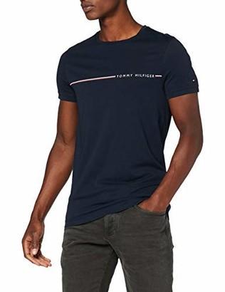 Tommy Hilfiger Men's Stripe TEE Shirt