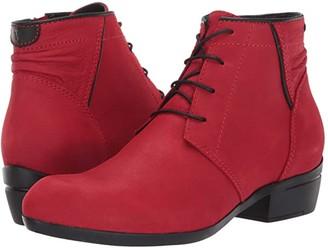 Wolky Delano (Cognac) Women's Boots