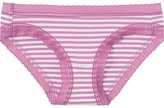 Uniqlo Women's Striped Bikini Cut Underwear