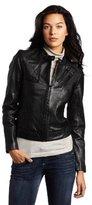 G Star G-Star Women's CL Short Biker Long Sleeve Jacket