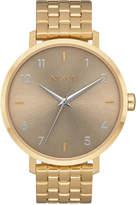 Nixon Women's Stainless Steel Bracelet Watch 38mm