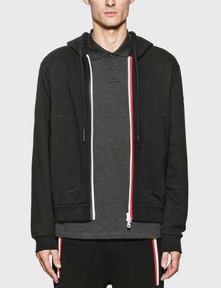 Moncler Sweat Hooded Jacket