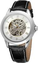 Forsining Men's Automatic Skeleton Wrist Watch FSG8095M3S2