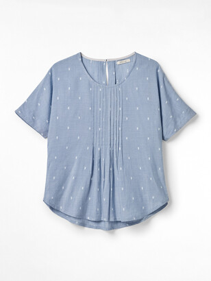 White Stuff Scatter Top
