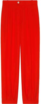Gucci Wool ankle pant