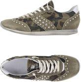 Leather Crown Low-tops & sneakers - Item 11005453
