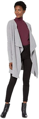 UGG Phoebe Wrap Cardigan (Black) Women's Clothing