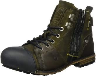 Yellow Cab Men's Industrial M Biker Boots