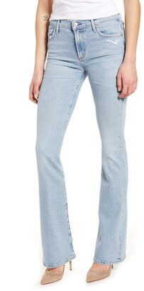Citizens of Humanity Emannuelle Slim Leg Bootcut Jeans