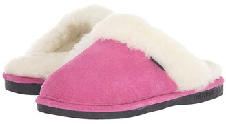 Old Friend Ladies Scuff (Black) Women's Shoes