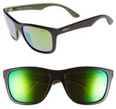 Revo Men's 'Otis' 57Mm Polarized Sunglasses - Black/ Blue Water