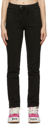 Palm Angels Black PXP Lounge Pants