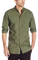 Zanerobe Men's Tuck Collar 7Ft Long Sleeve Shirt
