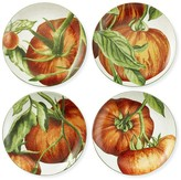 Heirloom Tomato Plates, Set of 4