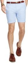Polo Ralph Lauren Striped Poplin Straight-Fit Shorts