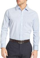 Van Heusen Traveler Long-Sleeve Blues Shirt