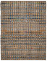 Safavieh Cape Cod Collection CAP101 Rug, Beige/Blue, 10'x14'