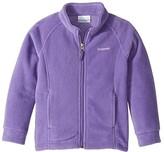 Columbia Kids Benton Springstm Fleece (Toddler) (Grape Gum) Girl's Fleece