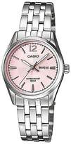 Casio Women's Core LTP1335D-5AV Stainless-Steel Quartz Watch