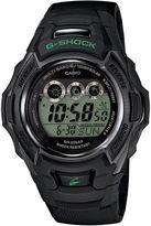 G-Shock G SHOCK Tough Solar Mens Black Resin Strap Sport Watch GWM500F-1CCR