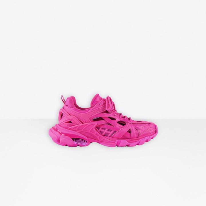 Balenciaga Pink Men's Sneakers   Shop
