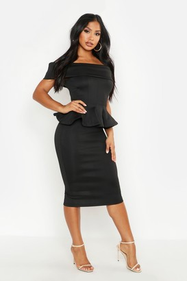 boohoo Midi Pencil Skirt