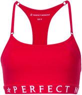 Perfect Moment - Fitness top - women - Nylon/Spandex/Elastane - XS