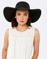 Forever New Milla Cut-Out Floppy Hat