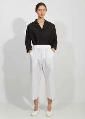 On Wide & Short Trousers
