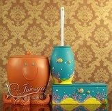 JinRou Bathroom?set JinRou European Antique Bathroom kit Wedding gifts Resin bathroom accessories