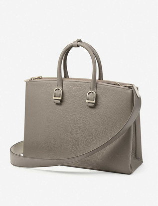 Aspinal of London Madison leather tote