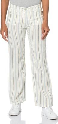 Brax Women's Style Farina Leinen Trouser
