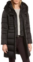 Tahari Women's Mia Down & Feather Fill Coat