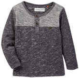 Sovereign Code Arness Long Sleeve Knit Top (Toddler & Little Boys)