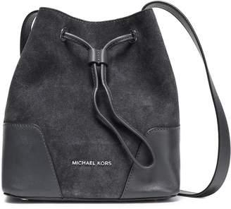 MICHAEL Michael Kors Shearling Bucket Bag