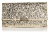 Loeffler Randall Tab Leather Clutch