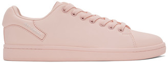 Raf Simons Pink Orion Sneakers