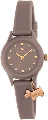 Radley Women's Watch It Silicone Strap Watch