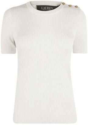 Madara Lauren By Ralph Lauren Lauren by Ralph Lauren Short Sleeve Sweater