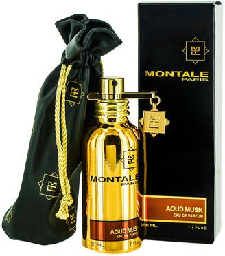 Montale 1.7Oz Aoud Musk Eau De Parfum Spray