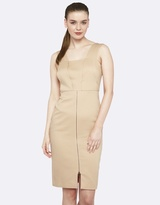 Oxford Bastille Stretch Dress