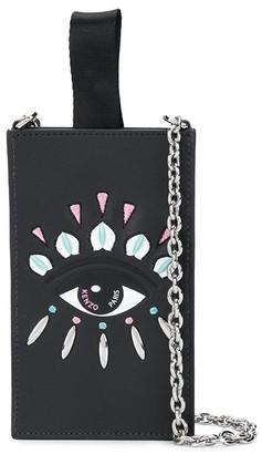 Kenzo Eye leather phone case