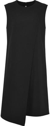 Acne Studios Sassa Wrap-effect Crepe Dress