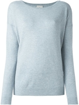 Le Kasha Relaxed Crewneck Sweater