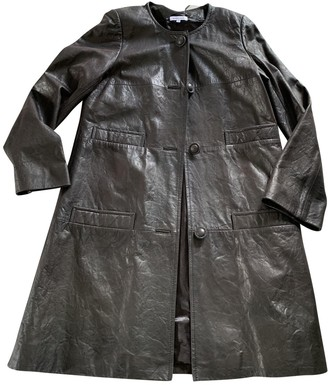 Surface to Air Brown Leather Coats