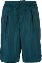 Marni track shorts - men - Cotton/Polyamide - 48