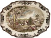 Johnson Bros. Friendly Village 20in Turkey Platter