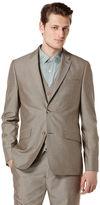 Perry Ellis Slim Fit Sharkskin Suit Jacket